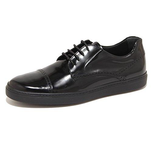 7799N scarpa allacciata TOD'S DERBY nero scarpe uomo shoes men [7]