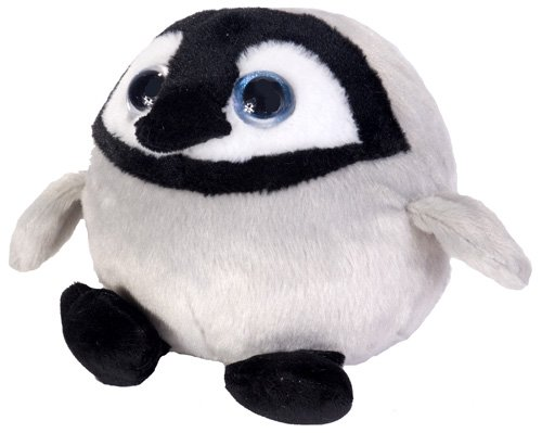 Wild Republic Fuzzball Baby Penguin Plush