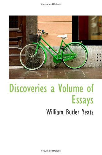 William butler yeats essay