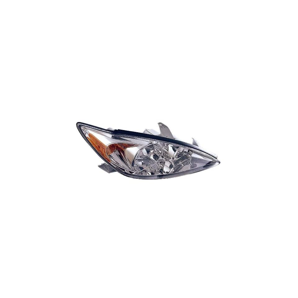 Depo 312-11A5R-US7 Toyota Highlander Passenger Side Replacement Headlight Unit without Bulb 02-00-312-11A5R-US7