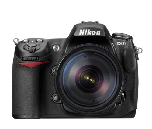 Nikon D300 (with 18-200mm Lens)