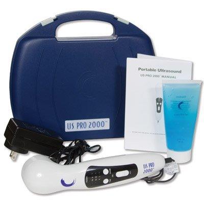 ポータブル US PRO 2000 超音波治療器 並行輸入品