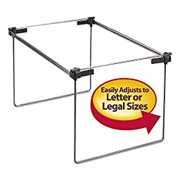 Hanging Folder Frame, Letter/Legal Size, 19-24\