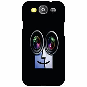 Samsung Galaxy S3 Ne Back Cover - Abstract Designer Cases