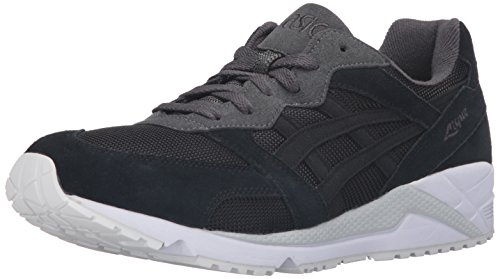 ASICS Men's Gel-Lique Fashion Sneaker, Black/Black, 6 M US