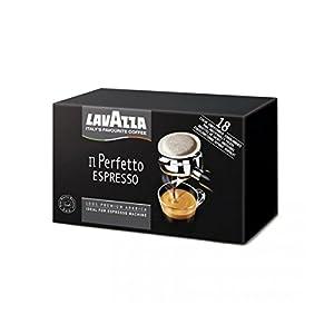 Buy LAVAZZA - Il Perfetto Espresso SINGLE SERVING ESE 44mm Pods - 3 x 18 ESE pods (TOTAL = 54 ESE pods) - Luigi Lavazza S.p.A, Italia