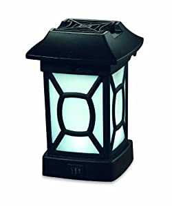 ThermaCELL MR 9W Mosquito Repellent Pest Control Patio and Outdoor Cordless Decorative Lantern