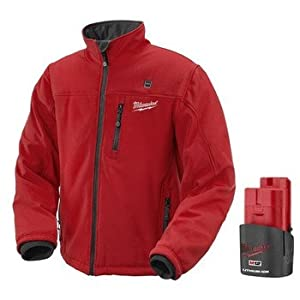 Milwaukee 2331-2X M12 12-Volt HEATED JACKET RED XXL