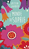Le Monde de Sophie par Gaarder