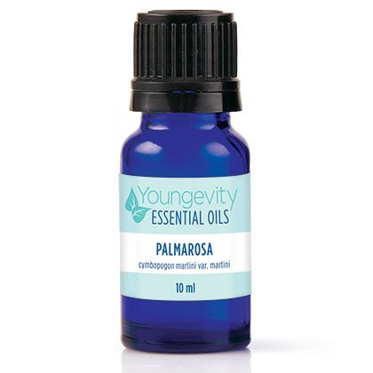 Palmarosa Essential Oil - 10ml - 2 Pack
