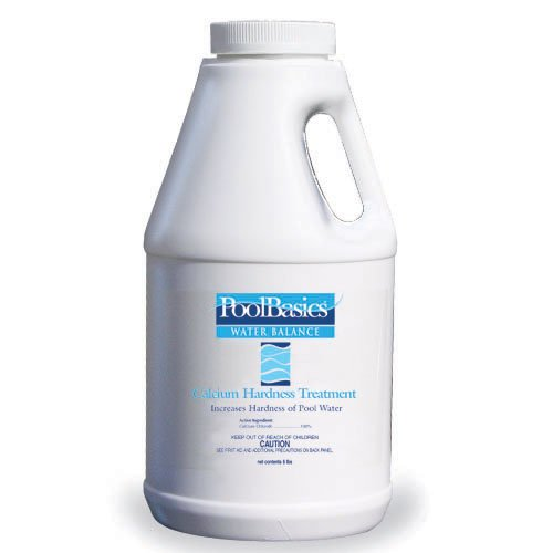 Pool Basics 2808Pb Calcium Hardness Increaser For Pools, 8-Pound