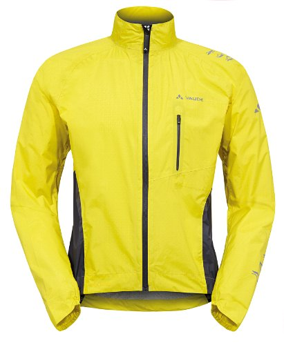 VAUDE Herren Jacke Spray Jacket IV, Canary, L, 04974 -