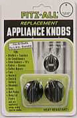 Fitz-All Set of 2 Replacement Appliance Knobs