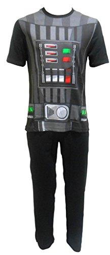 Star Wars Darth Vader Uomo pigiama Set DiUomoione: XL