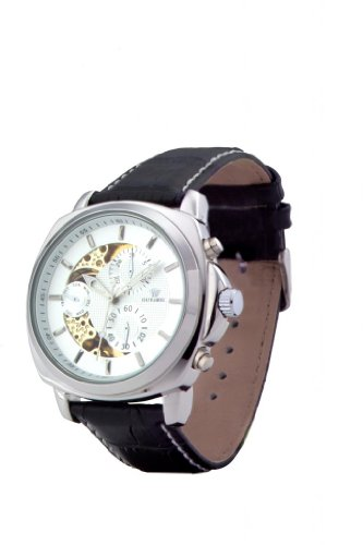 Ouyawei Unique Gifts For Men Streamlined Automatic Mechanical Wrist Watches