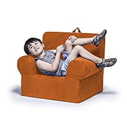 Jaxx Julep Kids Armchair, Mandarin