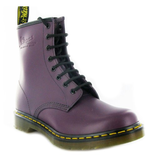 Dr.Martens 1460 Purple Smooth Womens Boots Size 6 UK