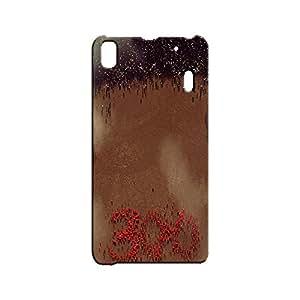 BLUEDIO Designer 3D Printed Back case cover for Lenovo A7000 / Lenovo K3 Note - G1783