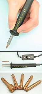 Applikator für Hotfix Strasssteine von Brilliant King + 5 Picker, 6Watt/12Watt inkl. 2/3/4/5/7mmPicker  BaumarktKundenbewertung und Beschreibung