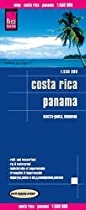 Costa Rica & Panama rkh r/v (r) wp GPS