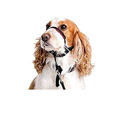 Halti Opti Fit Head collar for dogs - S - L - stop pulling, Customized fitting