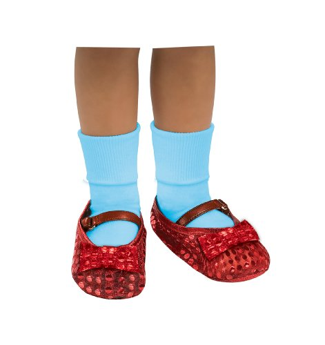 Wizard of Oz Dorothy Sequin Shoes Covers, 75th Anniversary Edition