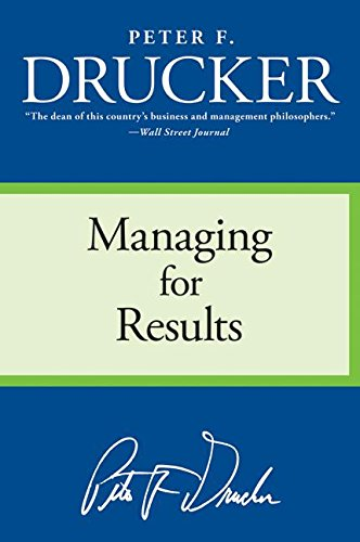 Managing for Results: Economic Tasks and Risk-Taking Decisions