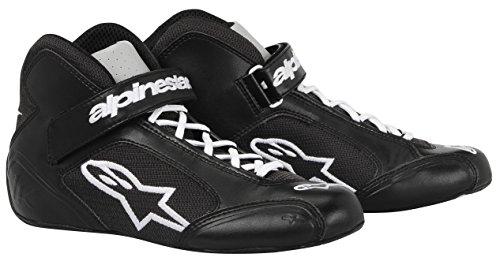 alpinestars(アルパインスターズ) TECH 1-K KART SHOES BLACK/WHITE 7 2712013-12-7