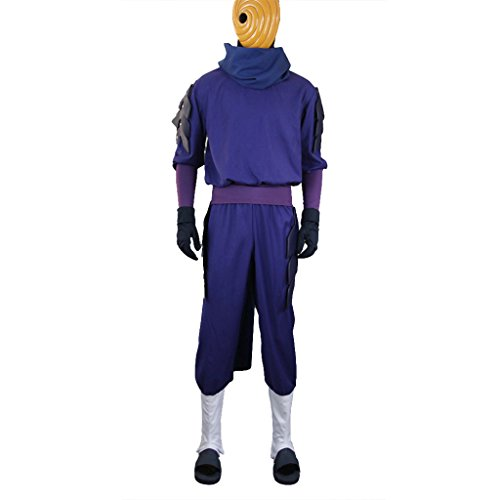 Holys (Obito Uchiha Cosplay Costume)