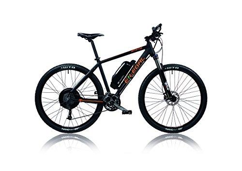 WSV - 50% Rabatt! - nur noch 3 Stück!! - E-Mountainbike INFINITAS, NEU!, 27-Gang, SRAM X9, ROCKSHOX XC 30 Remote-Lock, LightSKIN LED Sattelstütze, MTB, Twentyniner, 29er, 250 W GreenTrans Direct Drive, Mountainbike, Hardtail, Rahmengröße 49 cm, Pedele