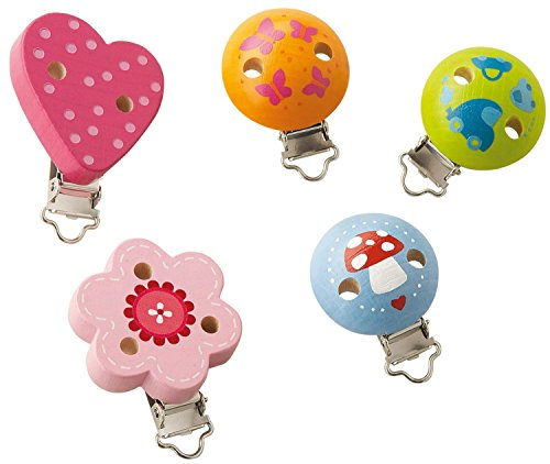 HABA Wooden Ariella Clip - Assorted Styles