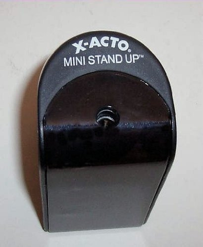 """Abc Products"" - Battery Operated ~ Stand-Up Desk Top - Pencil Sharpener (Sharpen Standard Pencils)"