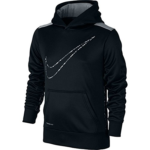 Nike Sport Performance Hoodie athletic shirt therma - fit Boys 8-20 S