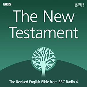 The New Testament: The Gospel of Mark Audiobook