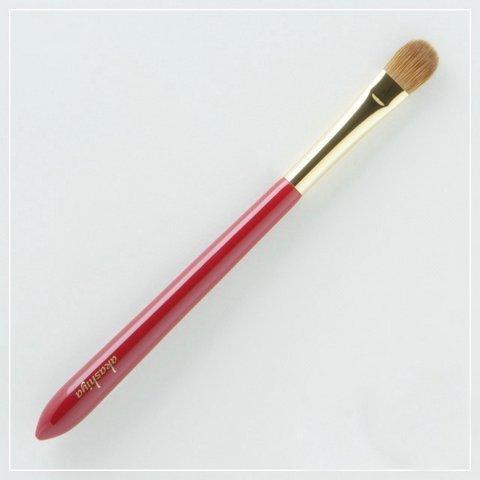 奈良筆の あかしや 化粧筆 アイシャドウ M