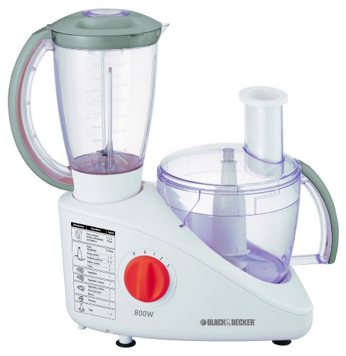 Review: Black & Decker FX800 800-watt Food Processor, 220-volt  Review