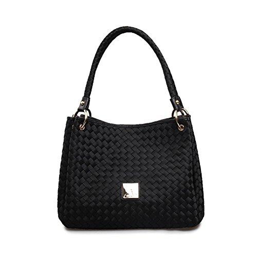 Mme mode sacs/sac à main tissé simple/Sac à bandoulière