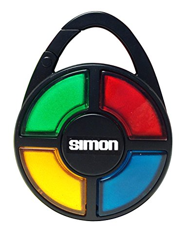Simon Electronic Carabiner Hand-Held Memory Game