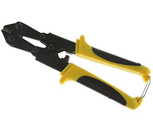 Schwerlast-Mini-Bolzenschneider-8Seitenschneider-Stahl-Abschneider-Scherer