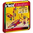K'NEX EDUCATION - INTRODUCTION TO SIMPLE MACHINES, WHEELS AND AXELS - 178 PCS