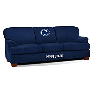 NCAA Penn State Nittany Lions First Team Microfiber Sofa by Imperial