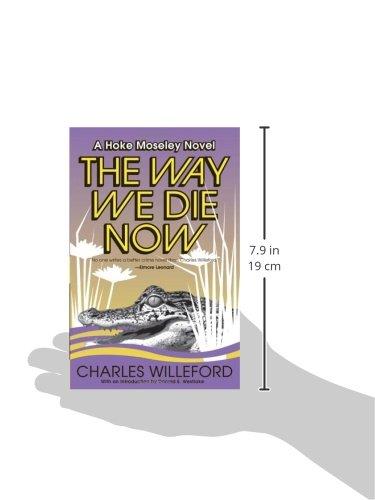 The Way We Die Now (Vintage Crime/Black Lizard)