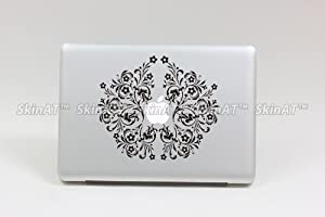 Flowers - Macbook Decal Pro/air Humor Sticker Art Skin Partial Protector