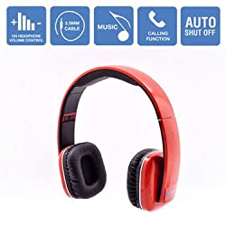 Zoook Bluetooth Headphone ZB-BHP18 Red