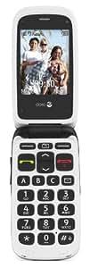 Doro Phone Easy 612 GSM Sim Free Mobile Phone - Black