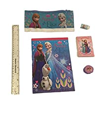 Disney Frozen Anna and Elsa Stationary Kit for Back to School