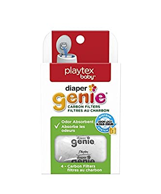 Diaper Genie Playtex Carbon Filter Refill Tray for Diaper Pails
