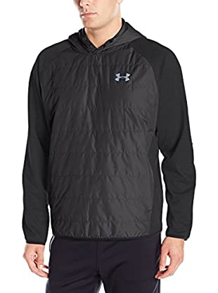 Under Armour Sudadera Swacket Insulated Po Hoodie (Negro)