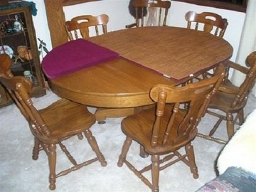 Custom Dining Table Pad Manufactured by Ohio Table Pad Company