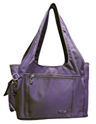 JINU003Sc-Trendy Handbag For Women,Purple